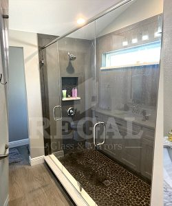 Gallery May 2021 - Glass Shower